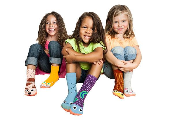 детские размеры носков